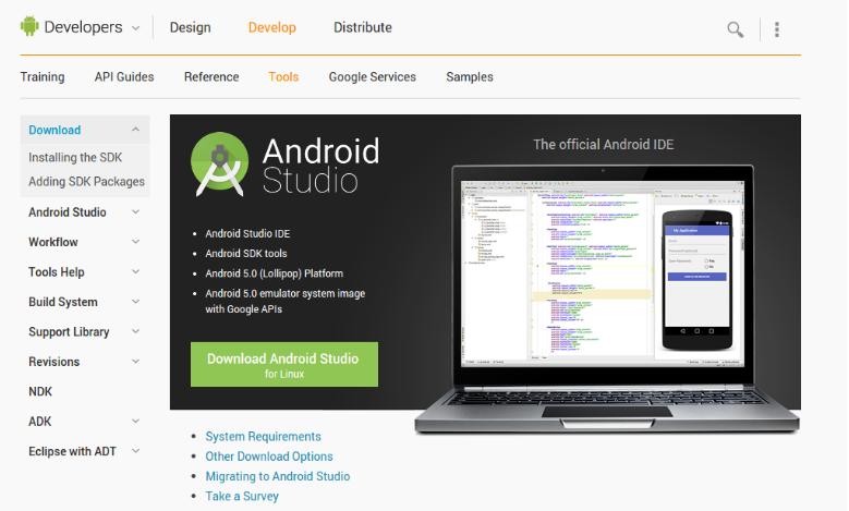 Android Studio Kurulumu