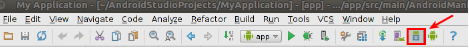 Android Studio, Android SDK Yöneticisi